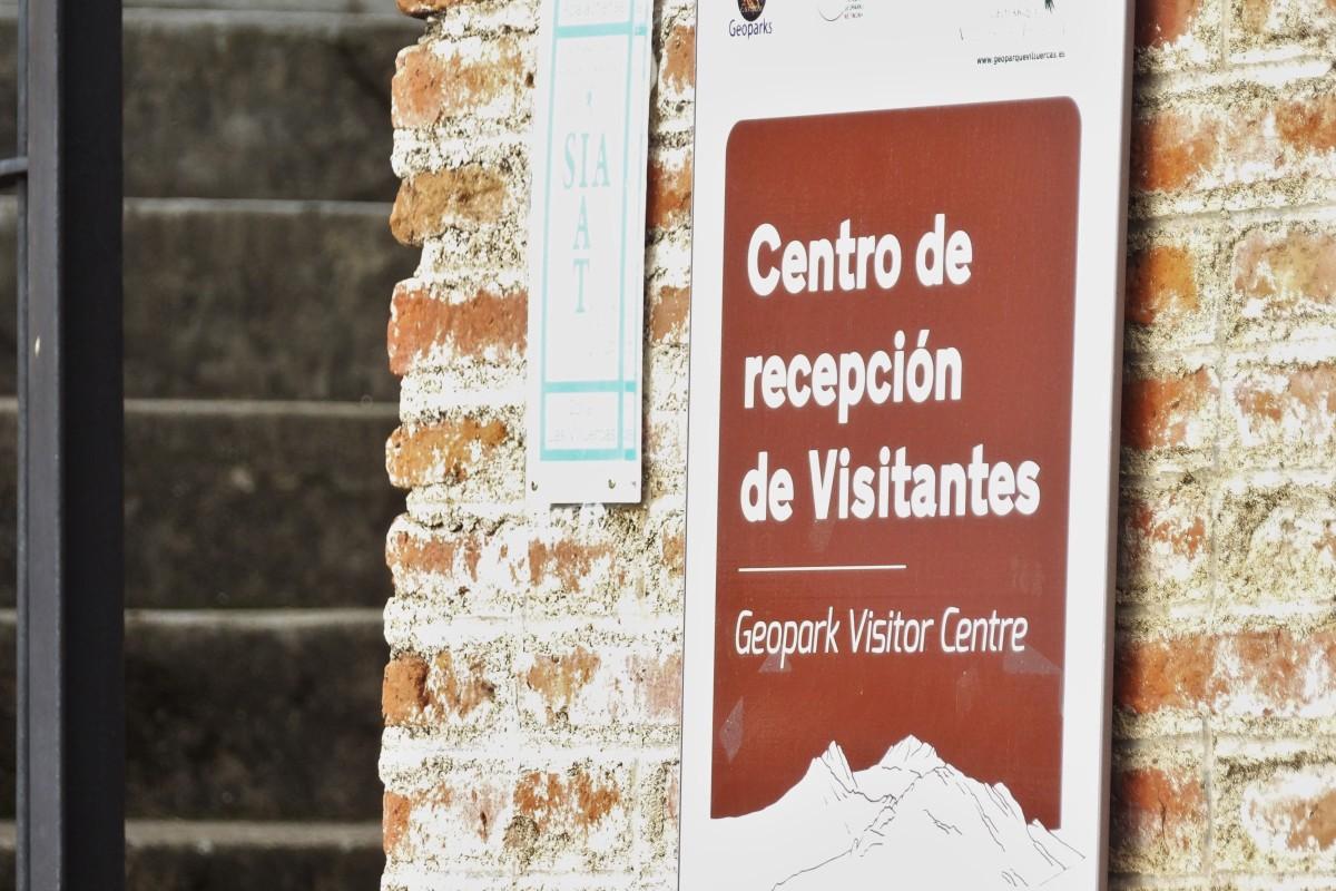 CARTEL CENTRO RECEPCION