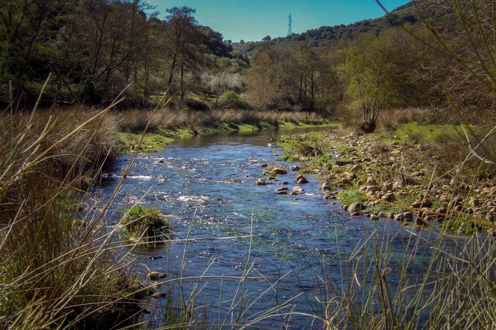 Ibor River, Castañar de Ibor